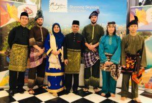 Culture Silat - Démonstration de Silat Fatani au Pavillon Royal - 2019 (1)