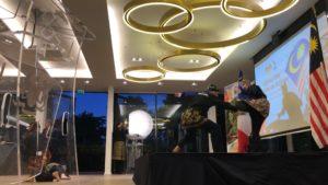 Culture Silat - Démonstration de Silat Fatani au Pavillon Royal - 2019 (10)