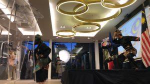 Culture Silat - Démonstration de Silat Fatani au Pavillon Royal - 2019 (11)
