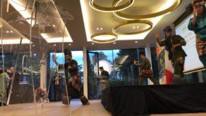 Culture Silat - Démonstration de Silat Fatani au Pavillon Royal - 2019 (12)