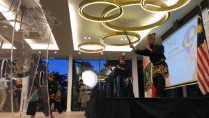 Culture Silat - Démonstration de Silat Fatani au Pavillon Royal - 2019 (13)