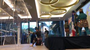 Culture Silat - Démonstration de Silat Fatani au Pavillon Royal - 2019 (14)