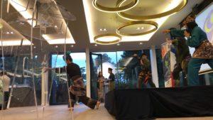 Culture Silat - Démonstration de Silat Fatani au Pavillon Royal - 2019 (15)
