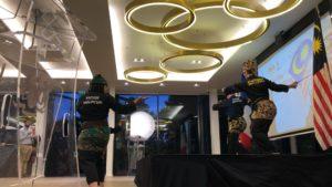 Culture Silat - Démonstration de Silat Fatani au Pavillon Royal - 2019 (16)