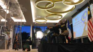 Culture Silat - Démonstration de Silat Fatani au Pavillon Royal - 2019 (19)