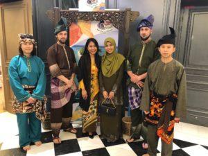 Culture Silat - Démonstration de Silat Fatani au Pavillon Royal - 2019 (2)