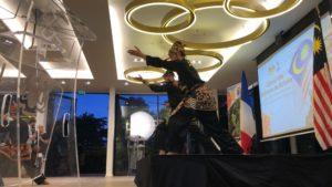 Culture Silat - Démonstration de Silat Fatani au Pavillon Royal - 2019 (20)