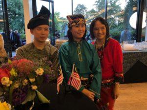 Culture Silat - Démonstration de Silat Fatani au Pavillon Royal - 2019 (3)