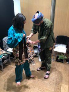 Culture Silat - Démonstration de Silat Fatani au Pavillon Royal - 2019 (4)