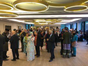 Culture Silat - Démonstration de Silat Fatani au Pavillon Royal - 2019 (5)