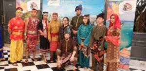 Culture Silat - Démonstration de Silat Fatani au Pavillon Royal - 2019 (7)