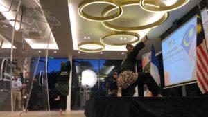 Culture Silat - Démonstration de Silat Fatani au Pavillon Royal - 2019 (9)