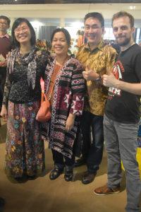 Culture Silat - Démonstration de Silat Gayung Fatani - Forum des Communautés 2018 (10)