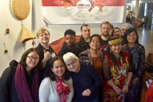 Culture Silat - Démonstration de Silat Gayung Fatani - Forum des Communautés 2018 (12)