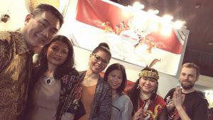 Culture Silat - Démonstration de Silat Gayung Fatani - Forum des Communautés 2018 (3)