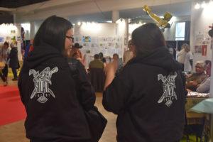 Culture Silat - Démonstration de Silat Gayung Fatani - Forum des Communautés 2018 (8)