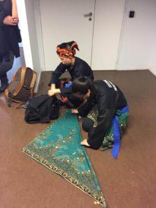 Culture Silat - Démonstration de Silat Gayung Fatani - Inalculturelle 2018 (11)