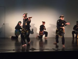 Culture Silat - Démonstration de Silat Gayung Fatani - Inalculturelle 2018 (13)
