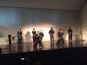 Culture Silat - Démonstration de Silat Gayung Fatani - Inalculturelle 2018 (14)