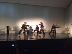 Culture Silat - Démonstration de Silat Gayung Fatani - Inalculturelle 2018 (15)