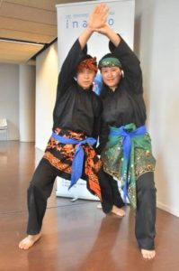 Culture Silat - Démonstration de Silat Gayung Fatani - Inalculturelle 2018 (22)