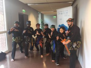 Culture Silat - Démonstration de Silat Gayung Fatani - Inalculturelle 2018 (27)