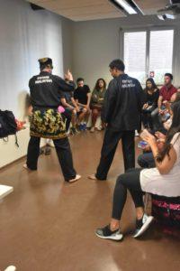 Culture Silat - Démonstration de Silat Gayung Fatani - Inalculturelle 2018 (6)