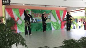 Culture Silat - Démonstration de Silat - SMK Taman Maluri - Malaisie 2018 (1)