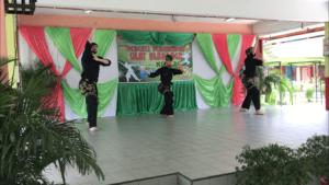 Culture Silat - Démonstration de Silat - SMK Taman Maluri - Malaisie 2018 (2)