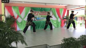 Culture Silat - Démonstration de Silat - SMK Taman Maluri - Malaisie 2018 (3)