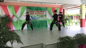 Culture Silat - Démonstration de Silat - SMK Taman Maluri - Malaisie 2018 (4)