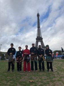 Culture Silat - Démonstration de Silat Seni Gayung Fatani - Famillathlon 2019 (1)