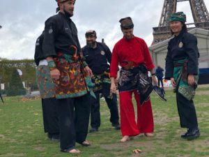 Culture Silat - Démonstration de Silat Seni Gayung Fatani - Famillathlon 2019 (12)