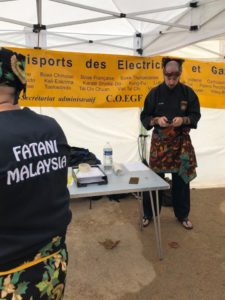 Culture Silat - Démonstration de Silat Seni Gayung Fatani - Famillathlon 2019 (14)
