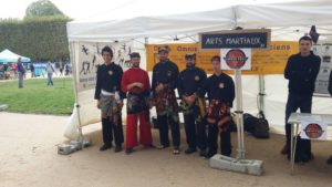 Culture Silat - Démonstration de Silat Seni Gayung Fatani - Famillathlon 2019 (17)