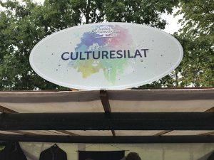 Culture Silat - Démonstration de Silat Seni Gayung Fatani - La Malaisie en Fête 2017 (1)