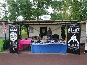 Culture Silat - Démonstration de Silat Seni Gayung Fatani - La Malaisie en Fête 2017 (37)