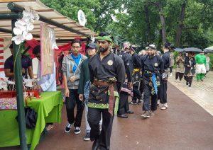 Culture Silat - Démonstration de Silat Seni Gayung Fatani - La Malaisie en Fête 2017 (56)