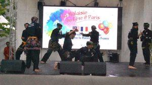 Culture Silat - Démonstration de Silat Seni Gayung Fatani - La Malaisie en Fête 2017 (57)