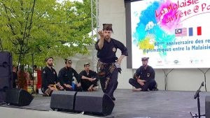 Culture Silat - Démonstration de Silat Seni Gayung Fatani - La Malaisie en Fête 2017 (63)