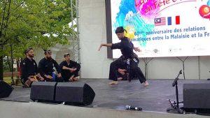 Culture Silat - Démonstration de Silat Seni Gayung Fatani - La Malaisie en Fête 2017 (64)
