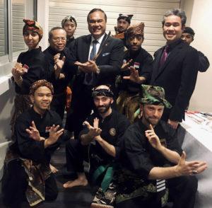 Culture Silat - Démonstration de Silat - UNESCO & ASPAC - 2018 (22)