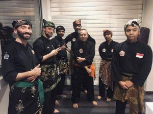 Culture Silat - Démonstration de Silat - UNESCO & ASPAC - 2018 (23)