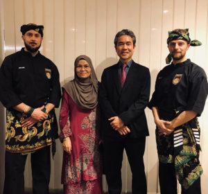 Culture Silat - Démonstration de Silat - UNESCO & ASPAC - 2018 (24)