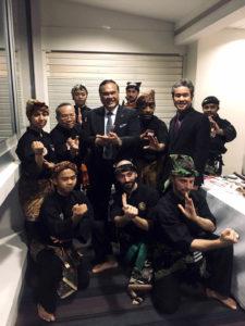 Culture Silat - Démonstration de Silat - UNESCO & ASPAC - 2018 (25)
