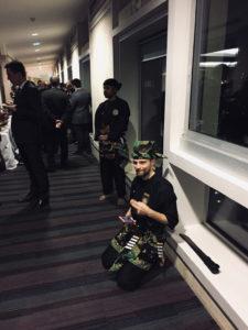 Culture Silat - Démonstration de Silat - UNESCO & ASPAC - 2018 (26)