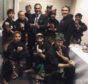 Culture Silat - Démonstration de Silat - UNESCO & ASPAC - 2018 (3)