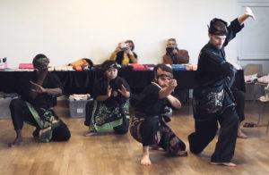 Culture Silat - Démonstration de Silat au Marché DIY - 2018 (3)