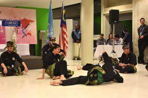 Culture Silat - Démo Silat Gayung Fatani - UNESCO 2017 (11)