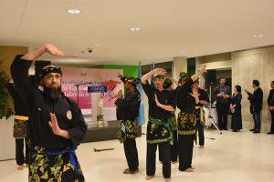 Culture Silat - Démo Silat Gayung Fatani - UNESCO 2017 (2)